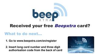 Beep A5 Advertisement